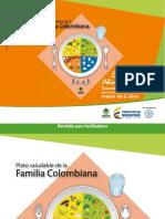 Guias Alimentarias Para Poblacion Colombiana Mayor de 2 Años