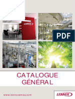HVAC General Catalogue (French)