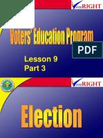 Voters Education 1