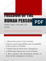 FREEDOM OF THE HUMAN PERSON.pptx