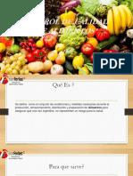 Control de Calidad de Alimentos