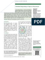 7.Bowenoid Papulosis of Genitalia Responding to Topical 5-Fluorouracil