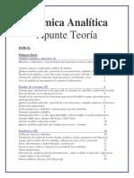 Quimica Analitica y Quimica Analítica Aplicada