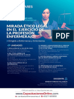 Afiche Mirada Eticolegal