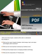 management information system  c4