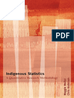 Maggie Walter, Chris Andersen - Indigenous Statistics_ a Quantitative Research Methodology (2013, Left Coast Press)