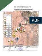 Mapa De Riesgos de Quebrada Honda