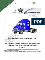 Cartilla Buenas Prácticas en La Conducción.