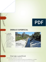Drenaje superficial ppt