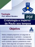 PRE 3ª Aula - Cristologias Do Império de Paulo Aos Tempos Pós-coloniais [HR]