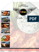 Brochure Santa Teresa Wings