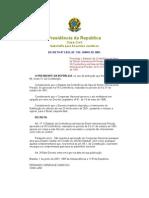 Tratado - Estatuto de Haia Sobre Direito Internacional Privado