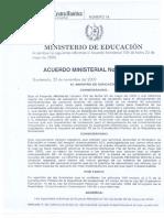 acuerdos ministeriales de municipalidades