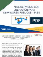 Presentacion Comisiones de Servicio MDT 3