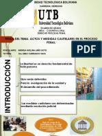 Diaspositivas Medidas Cutelares 25-7-18