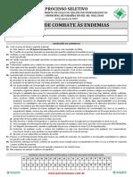 Agente de Combate Ous Endemias 14-01-2019