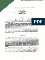 High Temperature Transparent Furnace Development