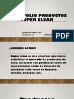Portafolio Super Clear.pdf