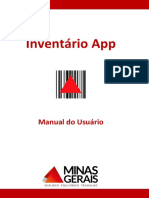 Manual Do Usuario Inventario App