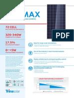 Ps-m-0353 Datasheet_tallmax_1500v_2018_b Paneles a Instalar