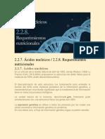Acidos Nucleicos-Requerimientos Nutricionales.docx