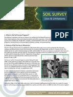 Soil Survey Uses Limitations 02252016 1208