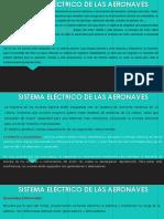 SISTEMA ELÉCTRICO DE LAS AERONAVES.pptx