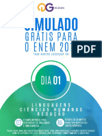 Simulado ENEM 2018