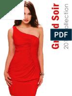 Grand Soir 2011 Collection - Evening Dresses / Vestidos de Fiesta