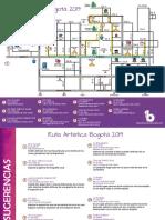 Ruta Artística Bogotá 2019