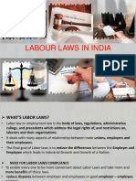 Labour Laws in India FINAL