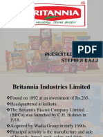 Britannia Industries Ltd