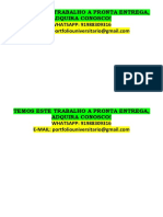 Serviço Social 5 e 6 Temos a Pronta Entrega Adquira Ja Whatsapp 91988309316be-Mail Portfoliouniversitario@Gmail