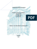 Geografia Urbana - Brasilia Do Planejamento a Segregação