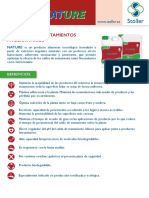 Ficha Comercial NATURE 3