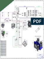 Diagrama Hidraulico Completo