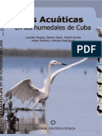 Aves Acuáticas en Humedales de Cuba