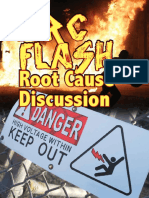 Arc Flash Root Cause Discussion