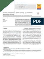 Energía y Sociedad Colombia