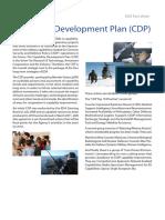 Factsheet CDP