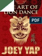 Art of Lion Dance Look Inside