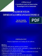 3 - Importancia e Implicancias Económicas