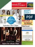 SCF August 2019 Newsletter