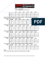 Liftlikelarrybodybuilding Body Building Phase 1 and 2