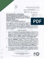 1.1 Resolutivo MIA (para información)