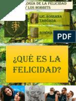 psicología de la felicidad y los hobbits