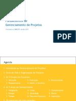 Gerenciamento de Projetos Com Base No PMBoK