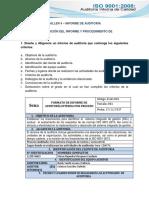 Informe Auditoria Taller 4.