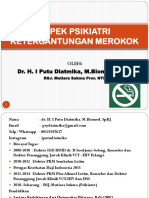 Seminar Rokok
