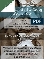 El Poder de La Cruz de Cristo